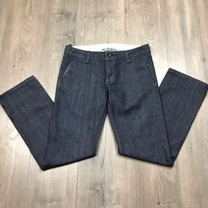 Rag & Bone Straight Leg Jeans 27